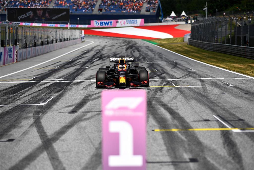 Νίκη για τον Verstappen στην Αυστρία – η πέμπτη συνεχόμενη για την Honda #F1